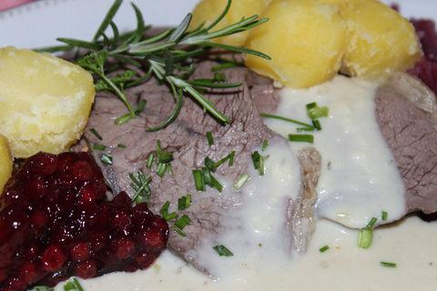 Kochbuch Der Tafelspitz Traditionel Mit Sahnemeerrettich