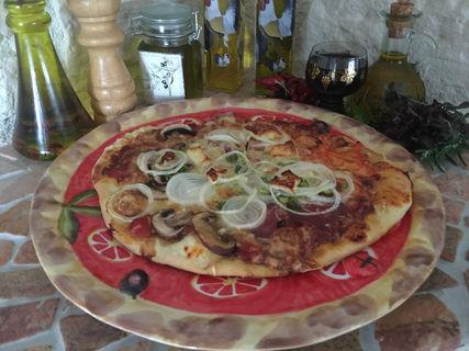 pizza vier jahreszeiten zutaten
