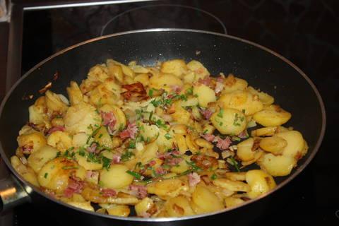 schwarzwalder bratkartoffeln mit schwarzwalder speck